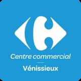 Centre commercial Carrefour Vénissieux